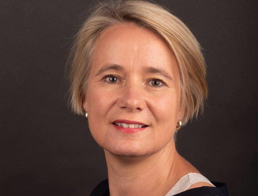 Wethouder Mariëlle Broekman komt op bezoek